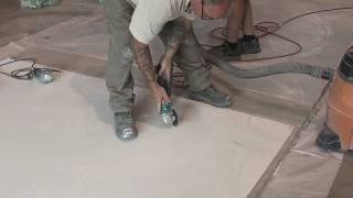Concrete Grinding Resurfacing & Cutting